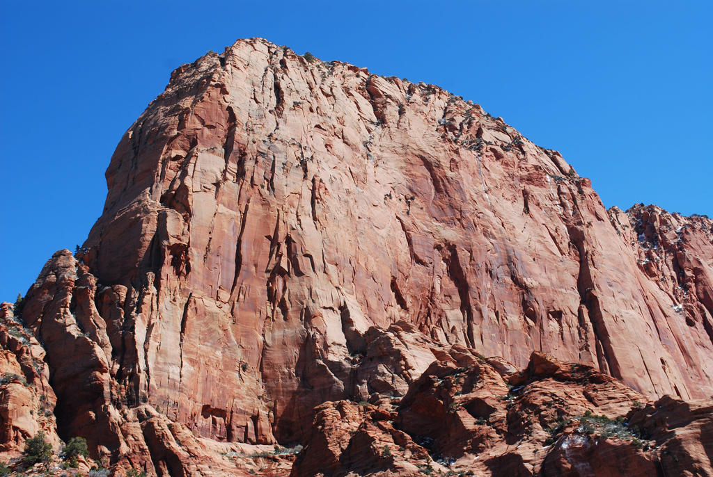 Suprise Stock: Kolob Canyon