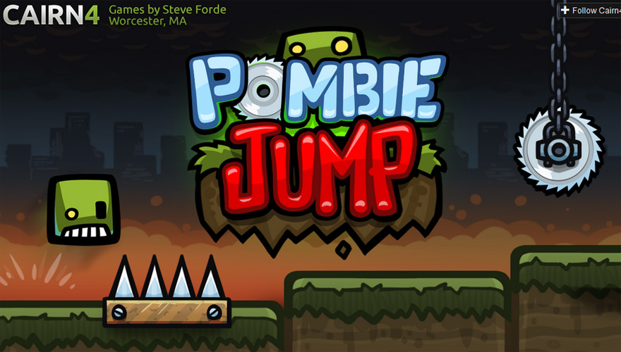 Pombie Jump by SenshiStock