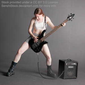 All About That Bass [Pose Reference for Drawing]