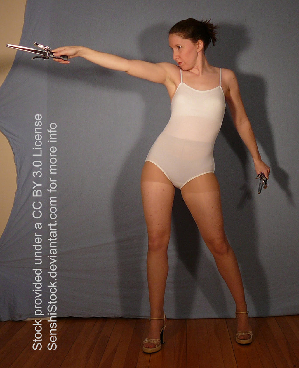 Action Figure Female Design Template