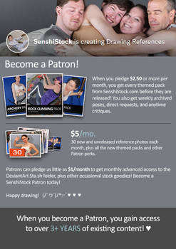 SenshiStock on Patreon!
