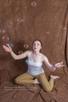 Draw Everything June II - Bubbles