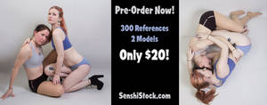 300 Pose Base Shoot Available for Pre-Order!