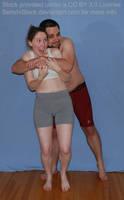 Surprize Hug! [Couple Pose Reference] by SenshiStock