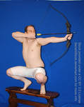 DEJ 10 - Crouching Archer