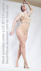 Low Angle Pose Reference Magical Figure Model by SenshiStock