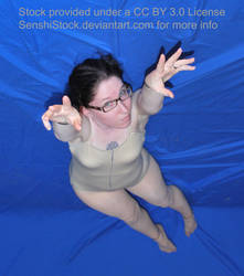 Pose Reference Falling Reaching Perspective by SenshiStock