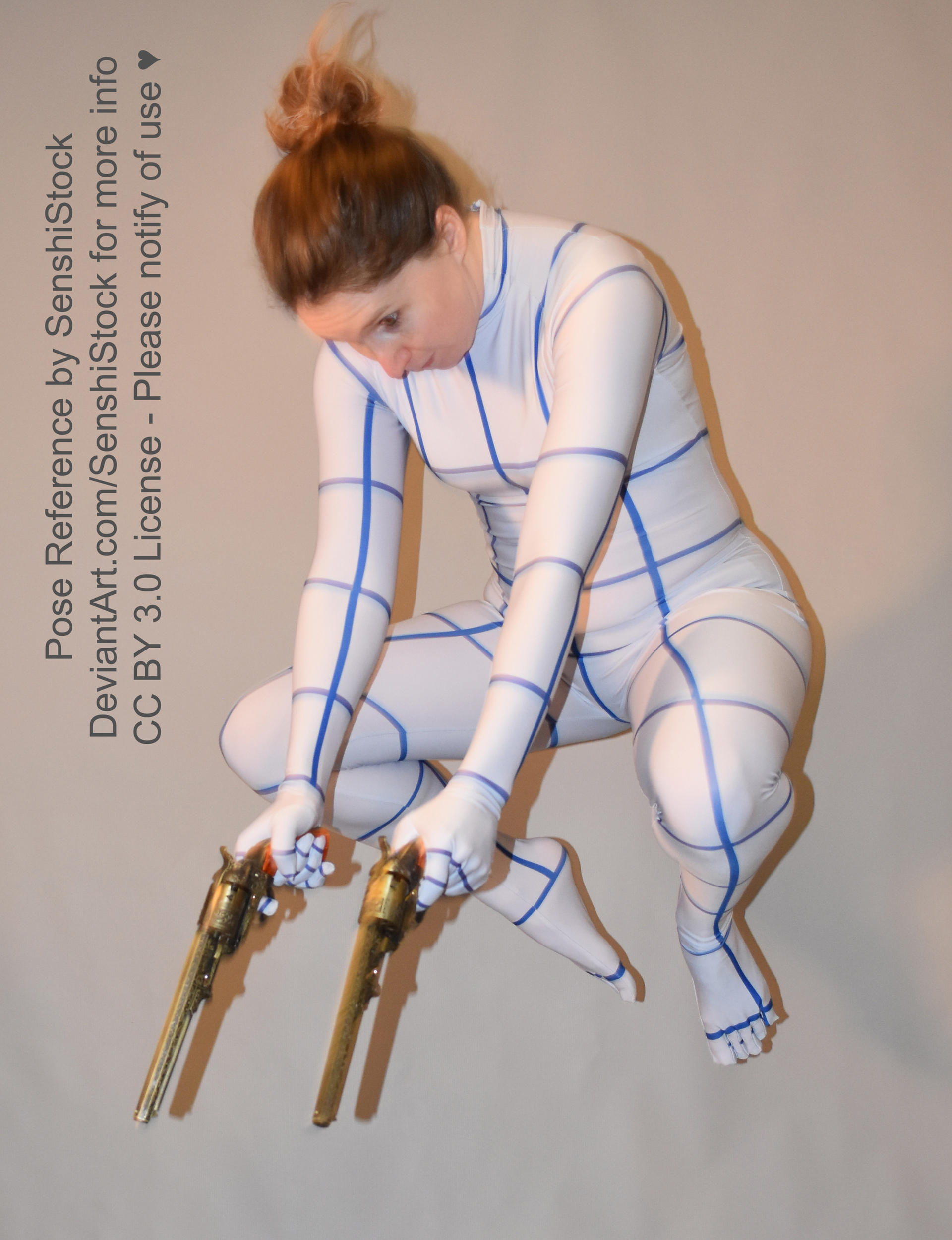 Zentai Suit Action Pose Reference For Drawing By Senshistock On Deviantart