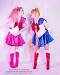 Surprise Stock - Sailor Guardian Fight by SenshiStock