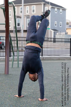 Handstand Pose Reference