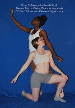 Pair Magical Girl Team Pair Graceful Reach
