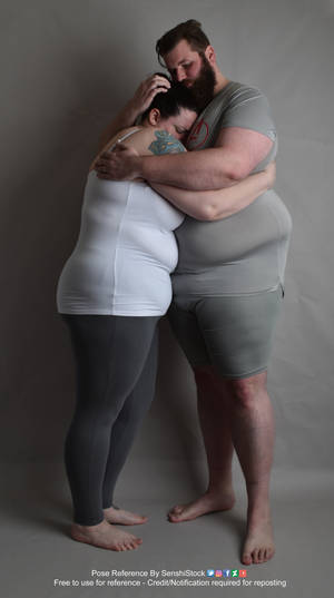 Couple Cute Hug Hugging Sweet Tender Love