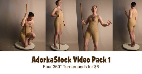 AdorkaStock Video Pack 1