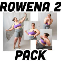 New on GumRoad: Rowena 2!