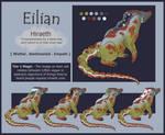 [Ref Sheet] Eilian