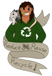 [DTIAY] Reduce Reuse Recycle