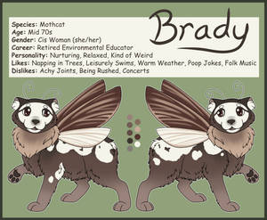 [LU][Ref] Brady