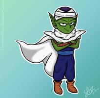 Piccolo .:WIP:. by iLozzie