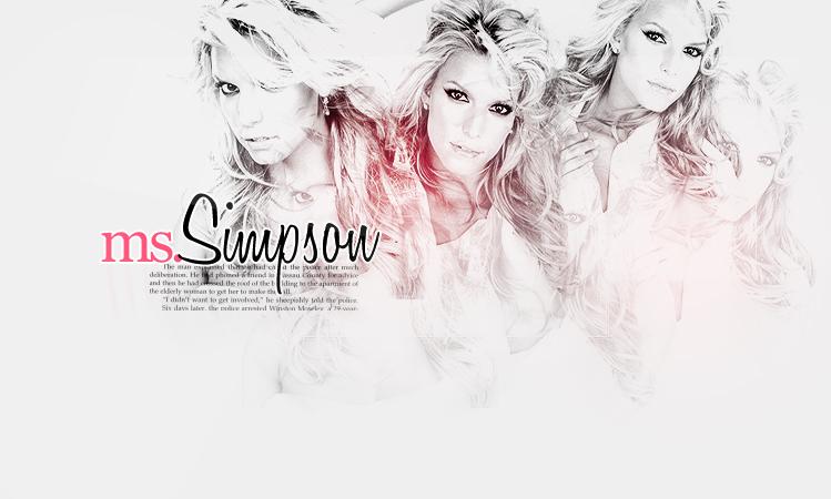 Jessica Simpson blend