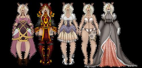 Maaith Suntress: Common Clothes