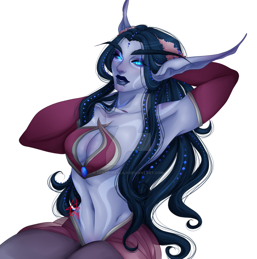 Commission: Evona by DerpQueenLily