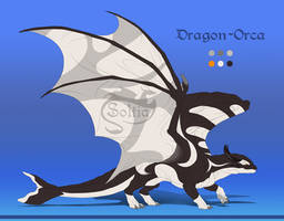 Adopt[CLOSED] Dragon-Orca by Soltia