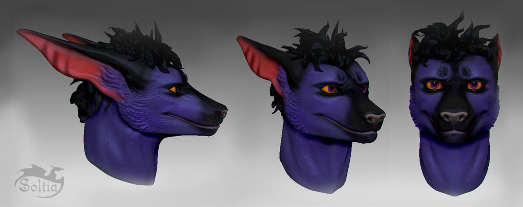 Zbrush by Soltia