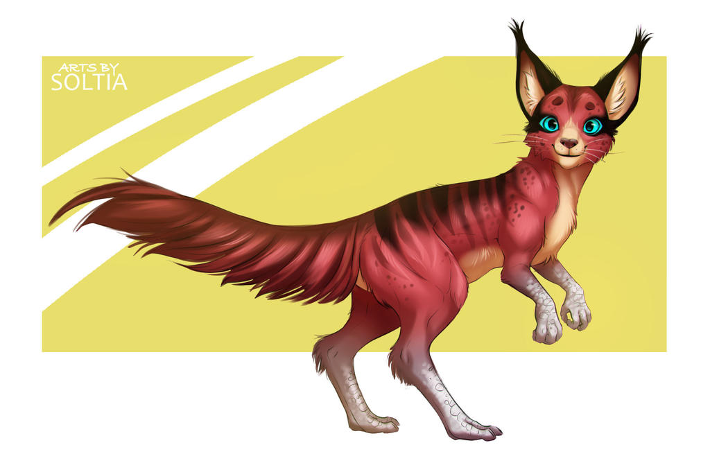 Creature by Soltia