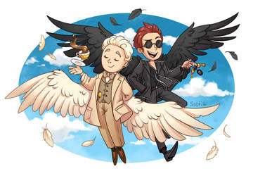 Good Omens by Soltia