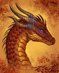 Dragon of autumn