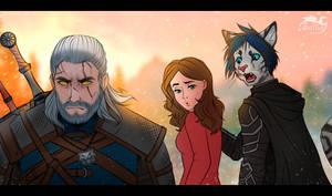 The Witcher 3 vs TES Skyrim
