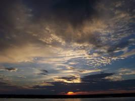 Sunset by Manarangi
