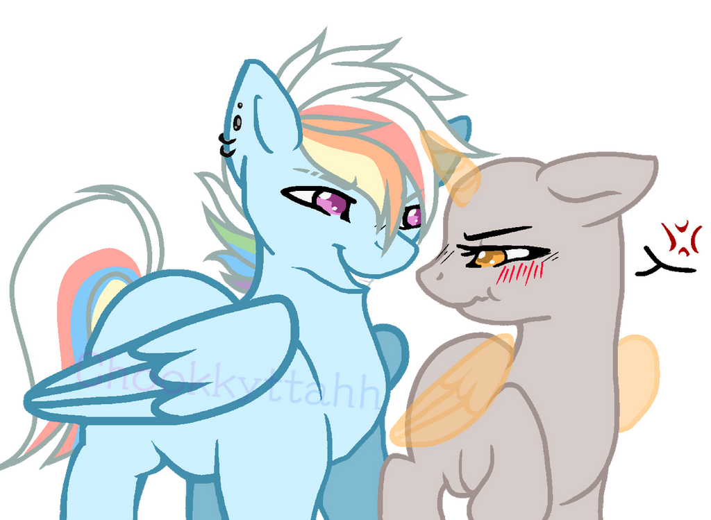 + Meeting RayStorm - MLP Base Collab - + by TheChoccoBear ...