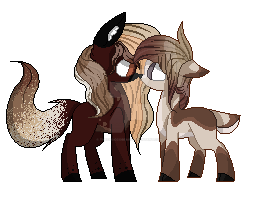 | + Commission {MLP/PageDoll/Commission} + | by TheChoccoBear