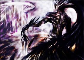 Black Vagabond by gegig