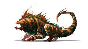 Finscale Crawler by gegig
