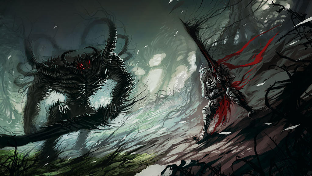 Bane Slayer by gegig