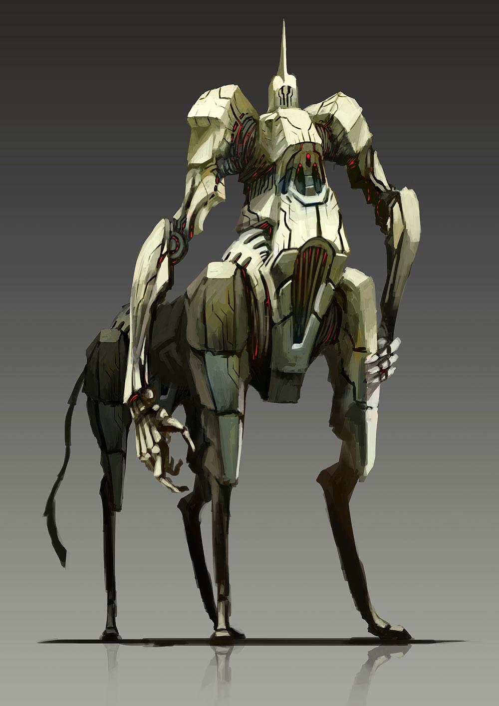 Cybertaur by gegig