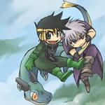 Hyunckel and Pop