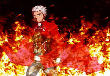 Archer by yuemaru