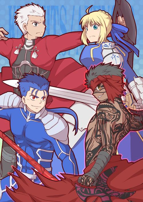 Knights / Avenger by yuemaru