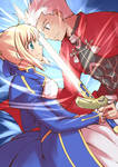 Archer/Saber
