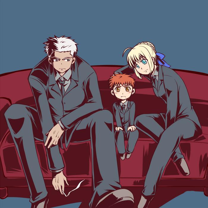 Suit by yuemaru