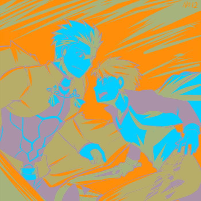 Archer and Shirou by yuemaru