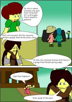 Lloyd the Monkey: A Princess Story (Ch6Pg4)