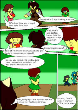 Lloyd the Monkey: A Princess Story (Ch6Pg5)