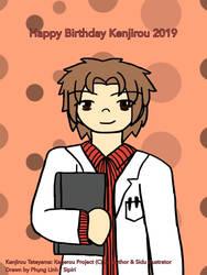 Kenjirou birthday 2019