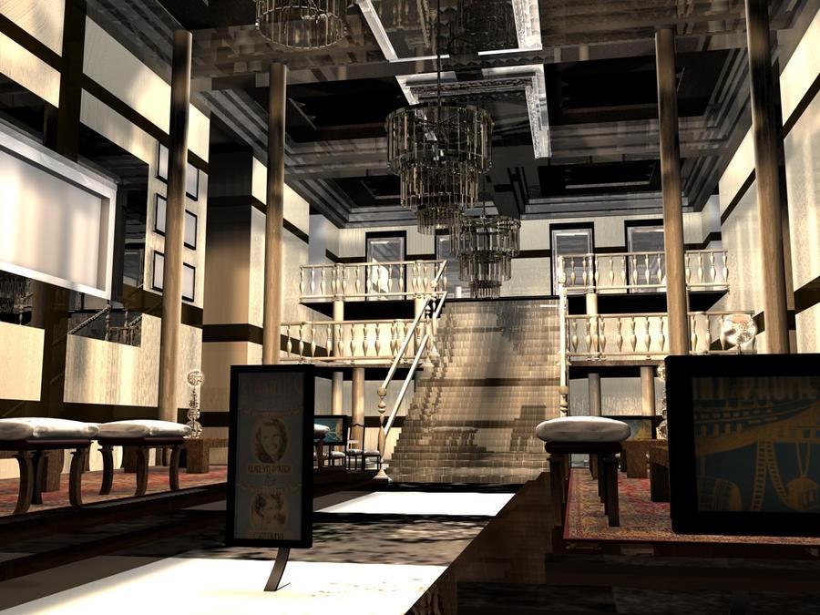 Hotel at New Prometheus 002 by laadeedoll