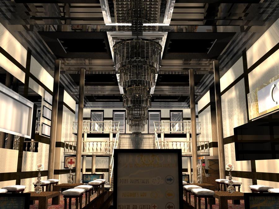 Hotel at New Prometheus 003 by laadeedoll