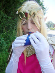 Zelda's Lullaby by twiliheroine